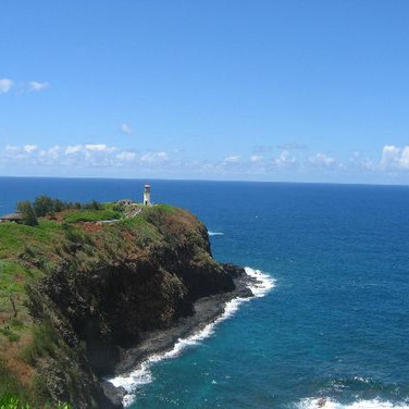 Kilauea Lighthouse and Lookout