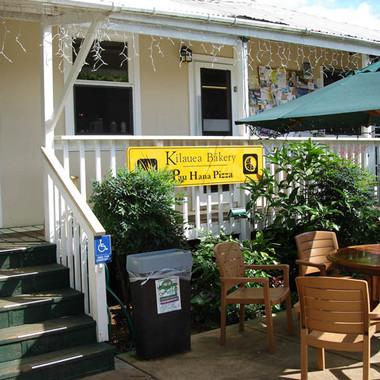 Kilaua Bakery and Pizza shop