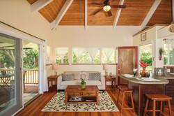 Kauai Cottage Living Room