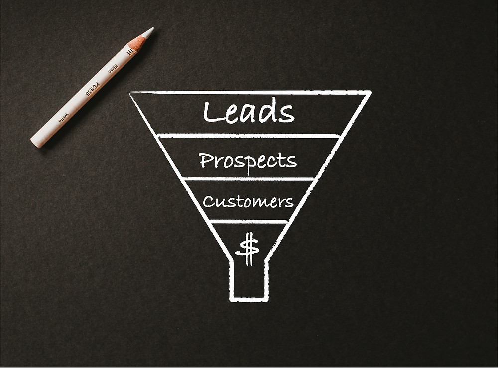 Watch your conversion rates soar this season by adopting a sales funnel