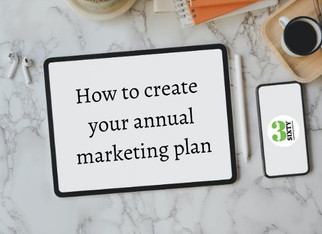 Planning Ahead – How to create and budget for an annual marketing plan