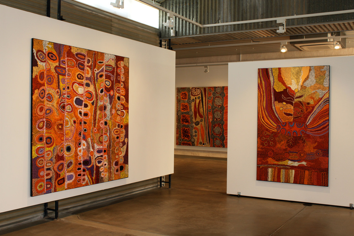 Tjala Arts Collaborative Show