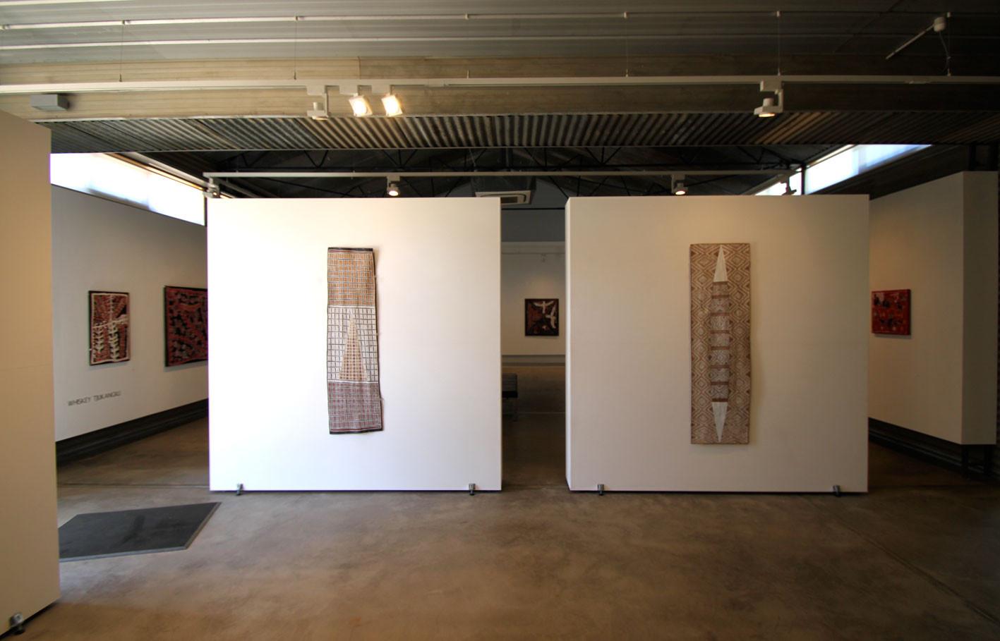 Yirrkala Bark Paintings