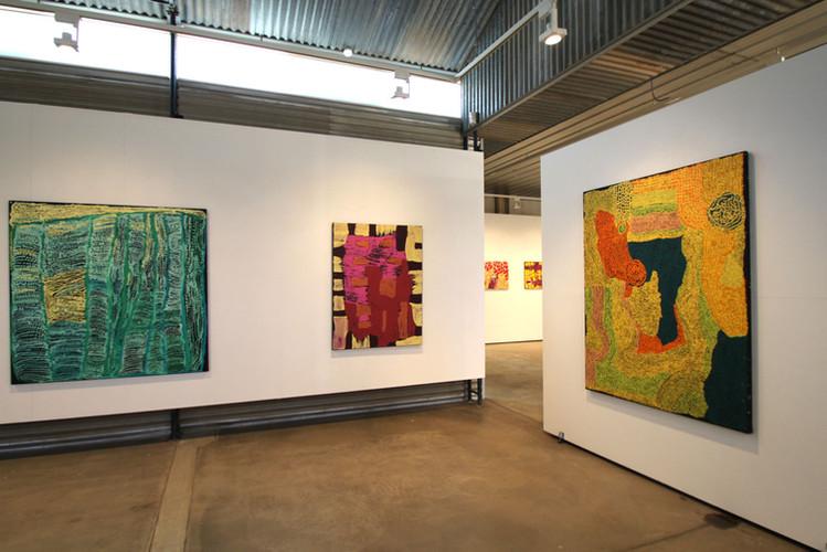 Recent works from Tjukurla