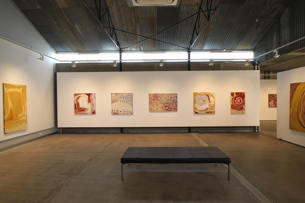 Selected Works by Martumili Artists