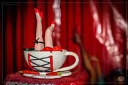 Chá de lingerie Cabaré