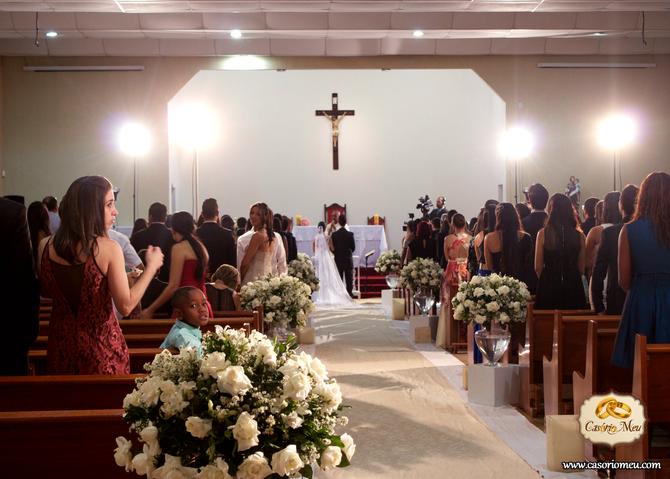 Cerimônia de Casamento Católica