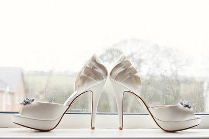 8 perguntas para escolher os seus sapatos de noiva