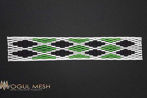 Mogul Mesh Argyle Semi Soft