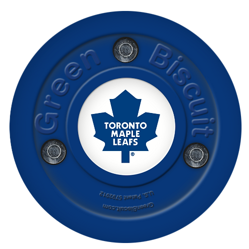 Toronto Maple Leafs Green Biscuit
