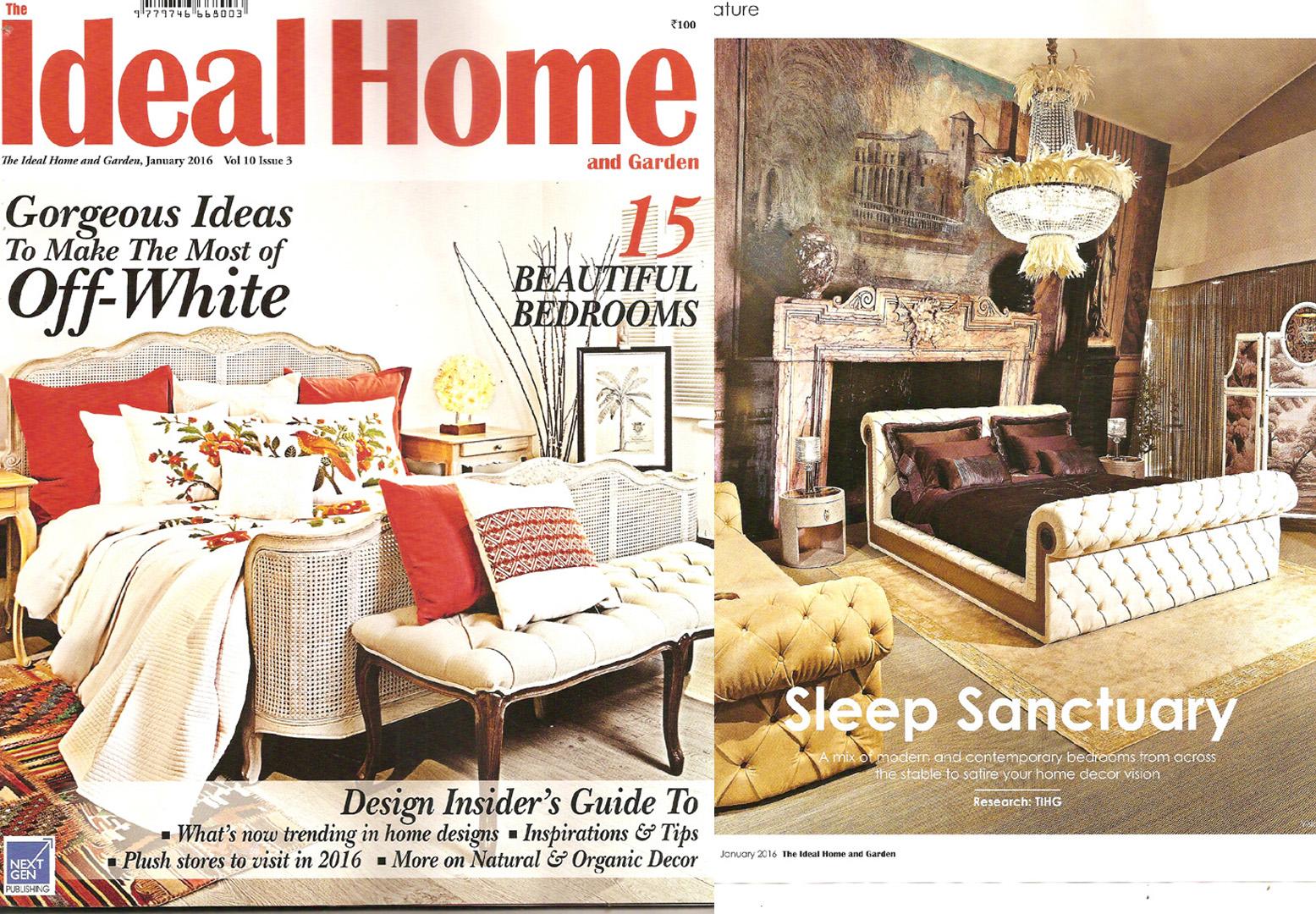 Ideal Home gennaio 2016