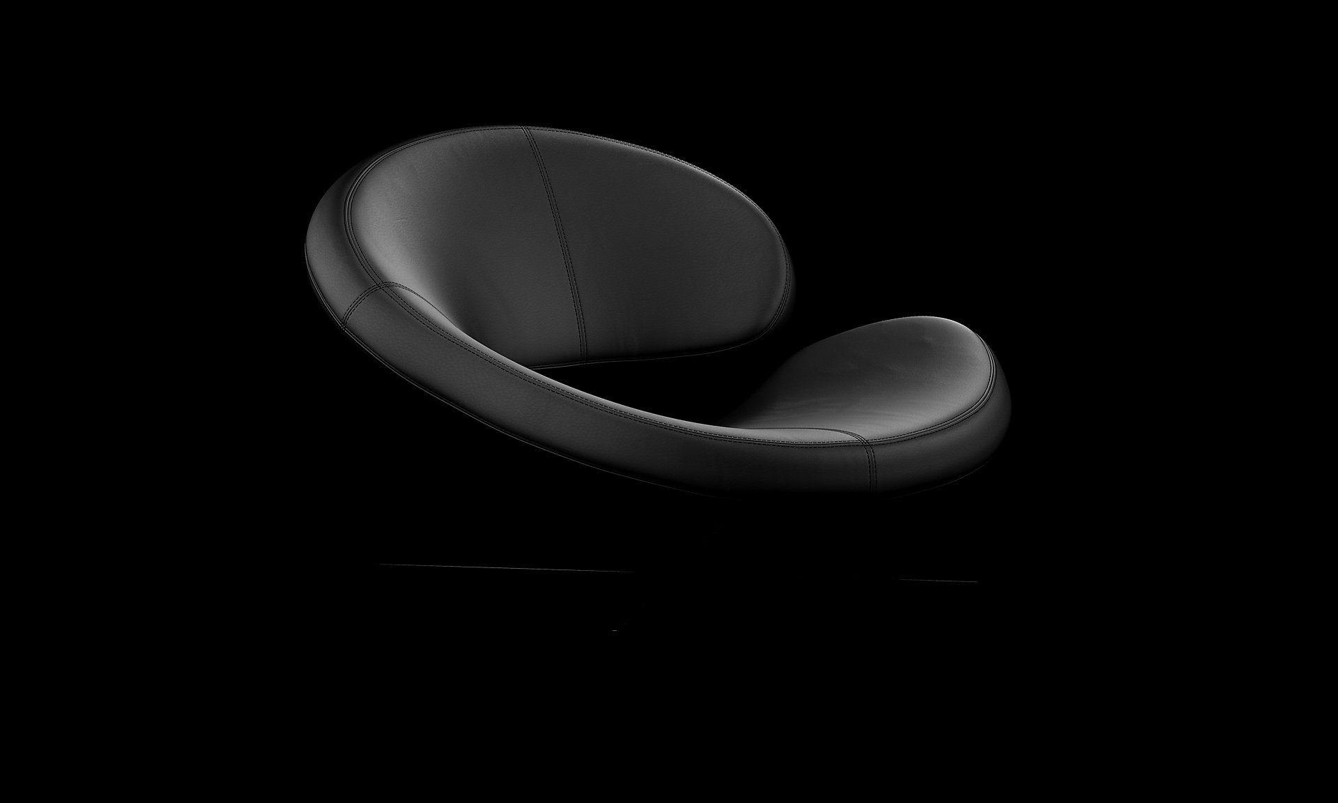 Roche Bobois-Nuage-black
