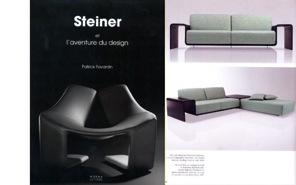 200700STEINER_et_l_aventure_du_design_Norma_Edition_Divano_SORBONNE_by_Steiner_Paris_2007