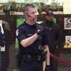 Officer Stedman and K-9 Dutch