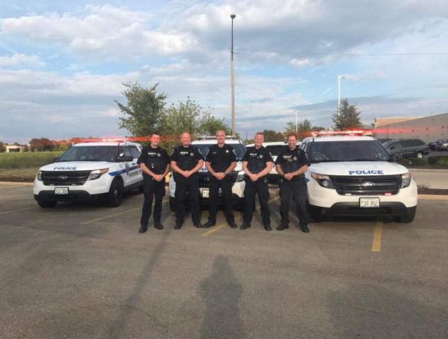 The Rockford K-9 Officers