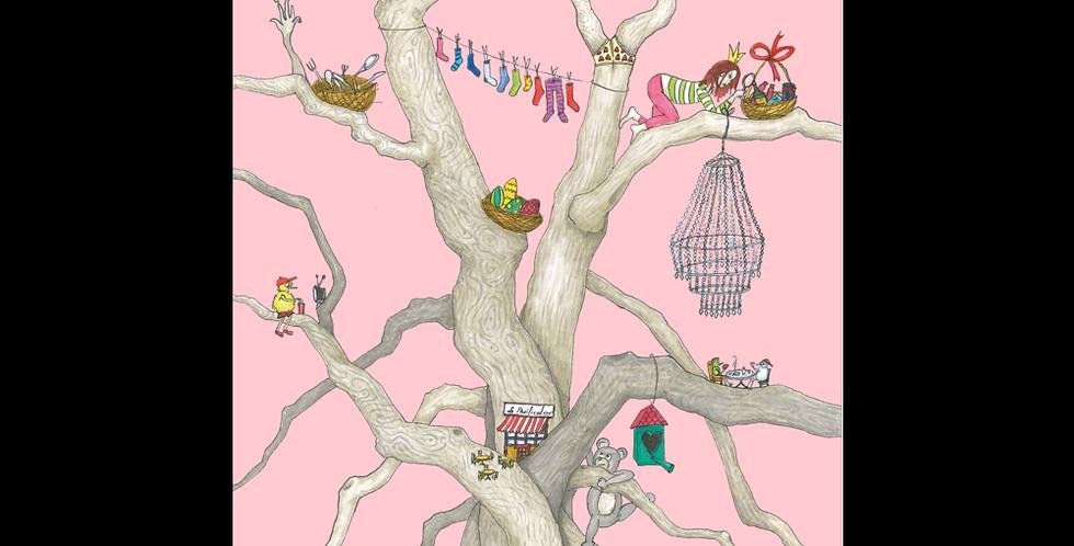 #39 Slottsträdet – poster