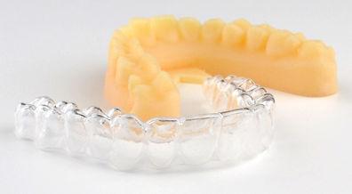 Perry Jones, DDS 3D printed dental models