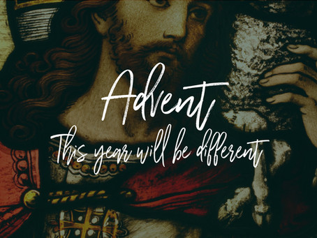 Advent - This Year Will Be Different, Part 1