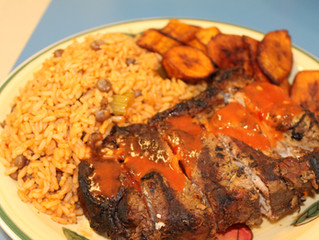 Black Girls Brew Reviews: Three Delights Caribbean Grill