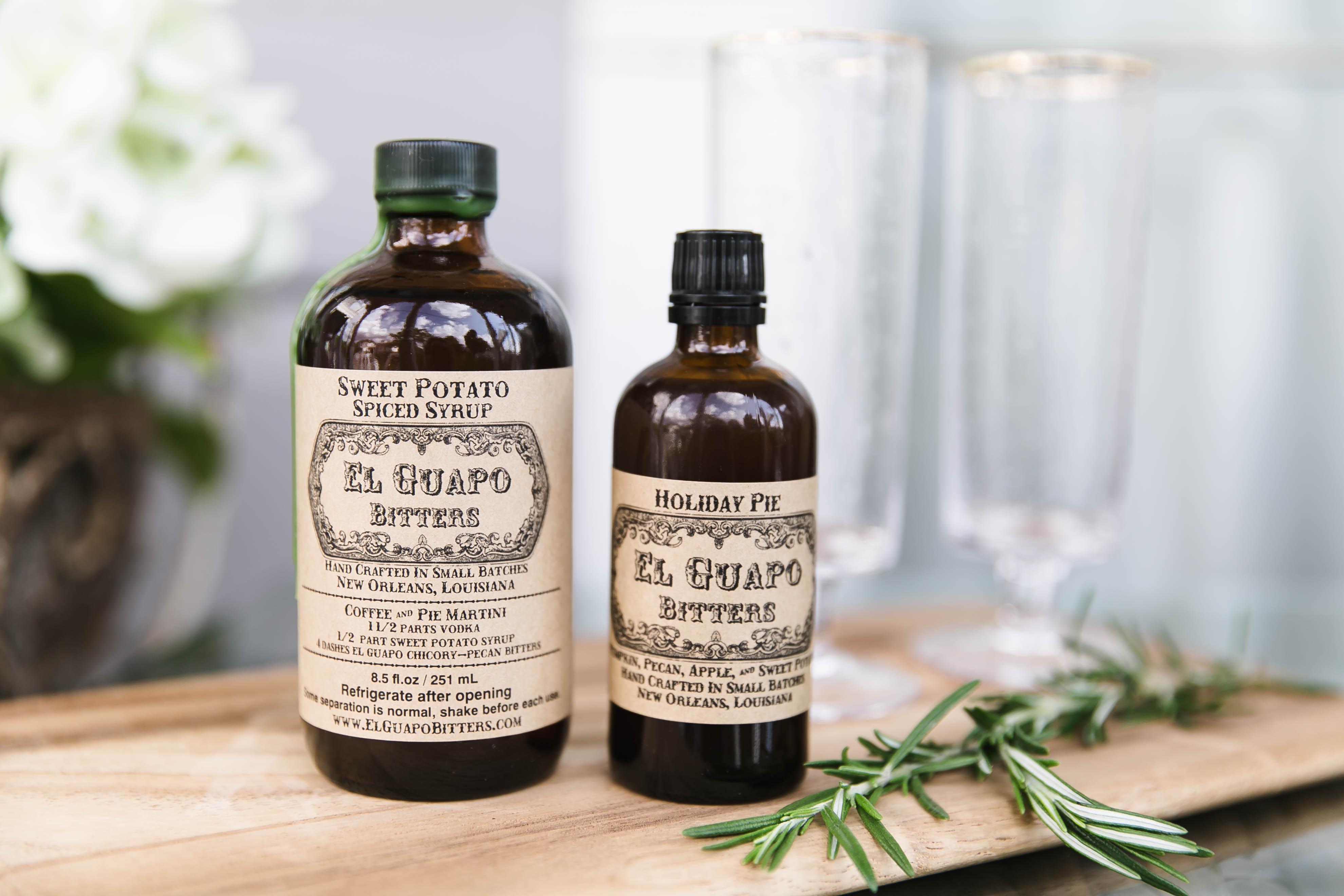 El Guapo Bitters & Syrups