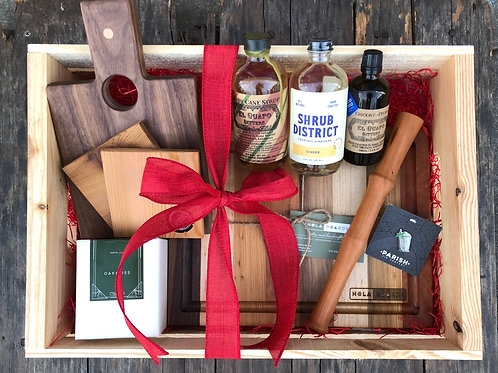 """The """"Bar Lovers"""" Gift Box"""