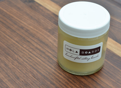 Mineral Oil Louisiana Beeswax Board Conditioner