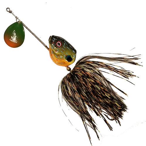 Bluegill Mini Headshot Munchie