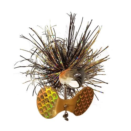 Walleye Mini Headshot Slurp