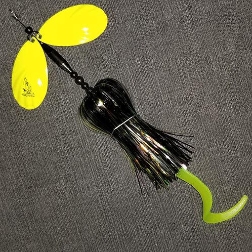 Burnt Lemon Fluted Mini Killer Munchie