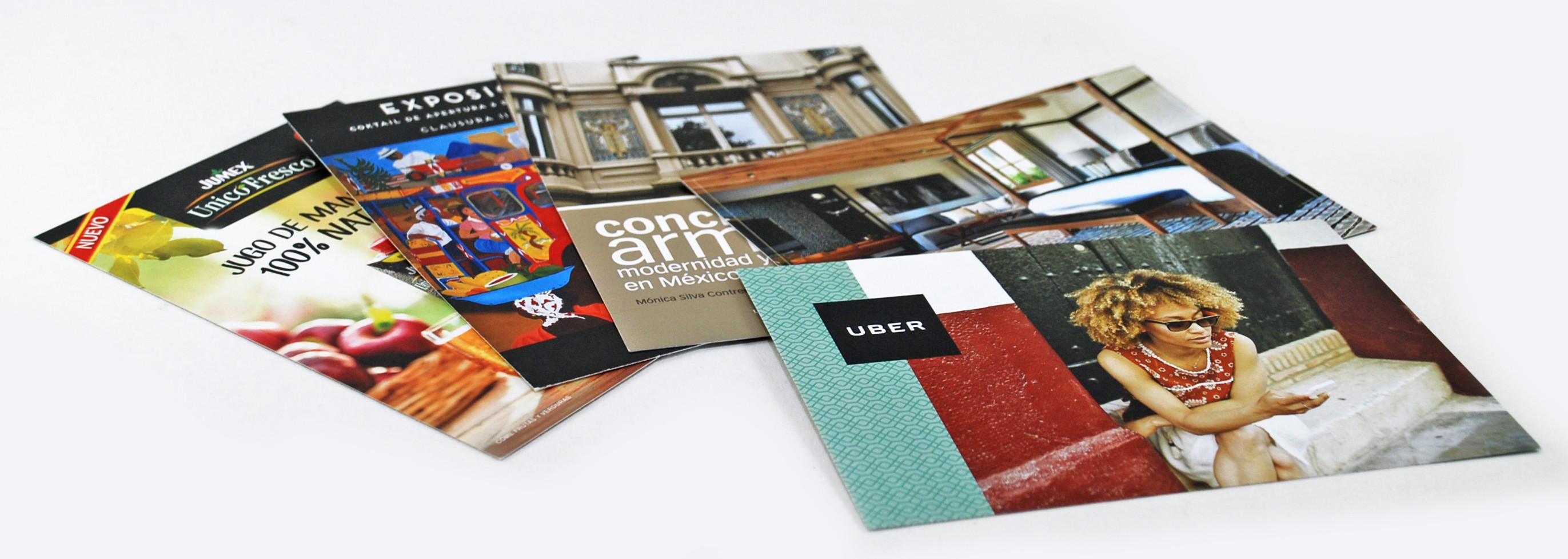 Materiales Promocionales & Postales