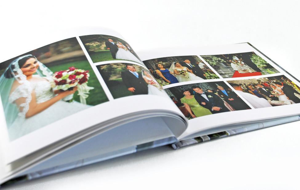 PhotoBook para Boda