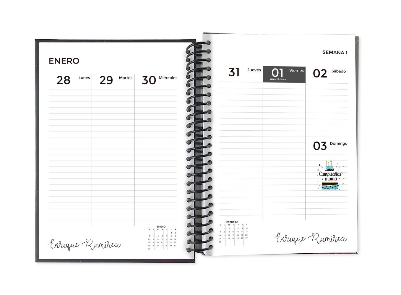 Agenda Colima