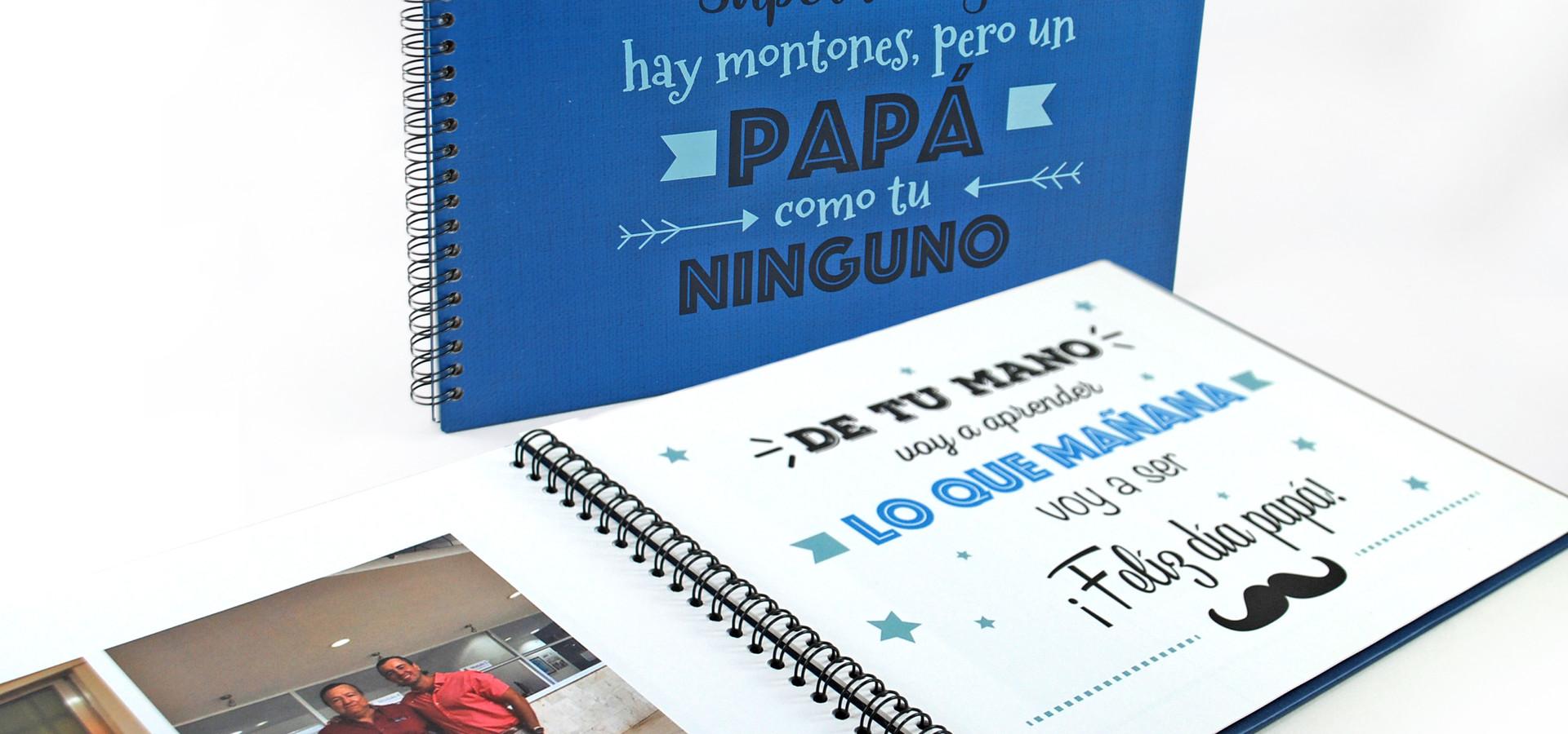 PhotoBook Dia del Padre