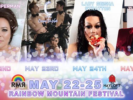 RAINBOW FESTIVAL 2020