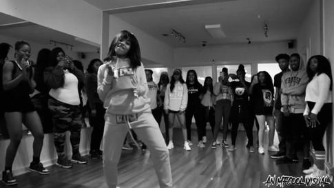 Monique Class (Dance Visual)