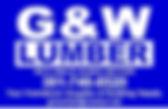 G & W Lumber