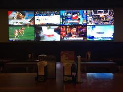 Auburn Hills Bar Area