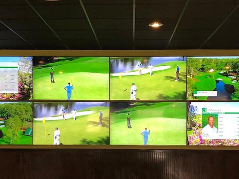 Auburn Hills TV Wall