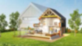 D2 Construction - Clé sur porte - Performance énergétique