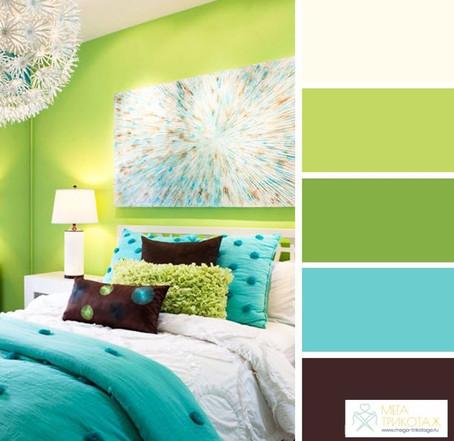 20 лучших цветовых комбинаций для вашей спальни