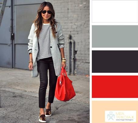 Десять классических комбинаций одежды для идеального образа