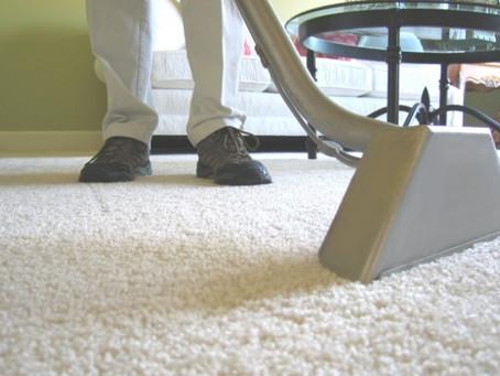 Чистка ковров: 6 Стандартов