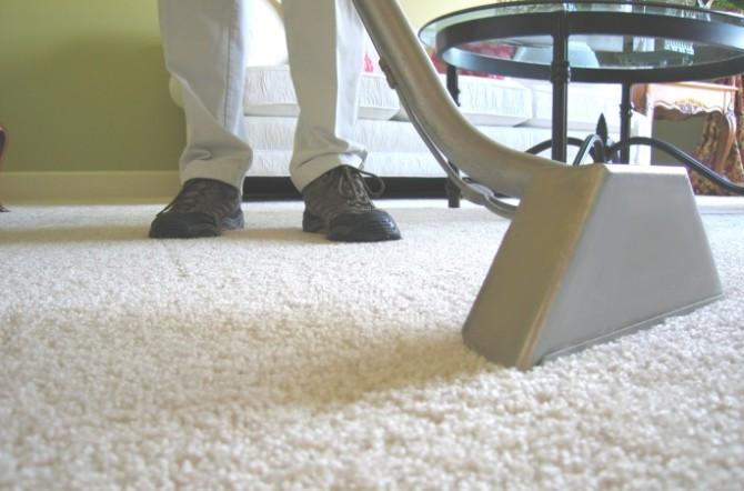 "Чистка ковров на дому. Компания ""Чистка дома"""