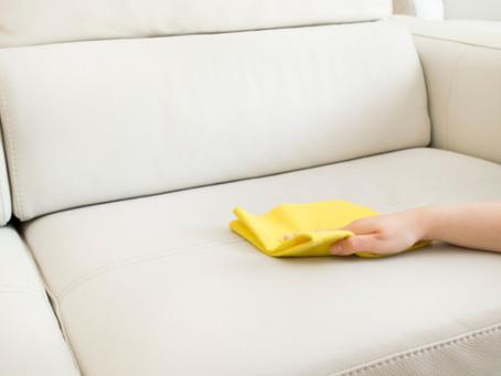 Очистка обивки: 14 условий