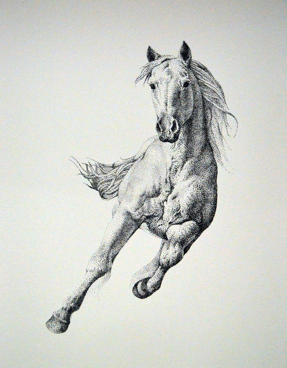 horsestipple