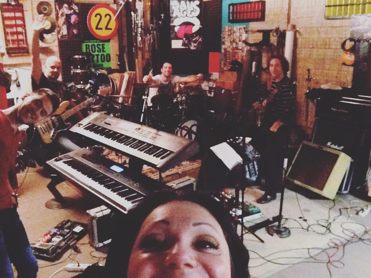 Practice in Detroit (practice place)
