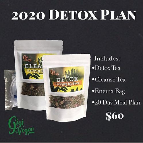 2020 DETOX PLAN