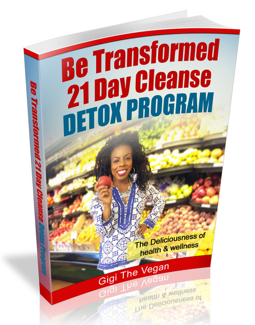 Your 21 Day Cleanse/Detox Starts Now!