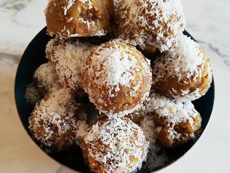 Recipe share: coffee walnut bliss balls