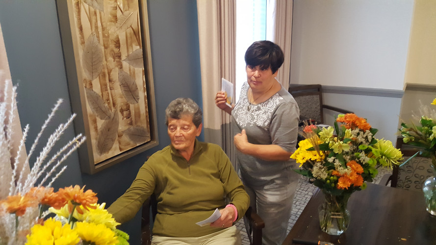 Flowers for a Purpose at The Arbors at Bridgemill